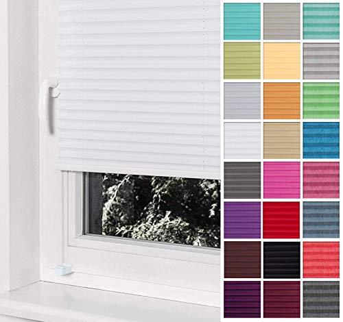 Home Vision Plissee Premium mit Klemmträger