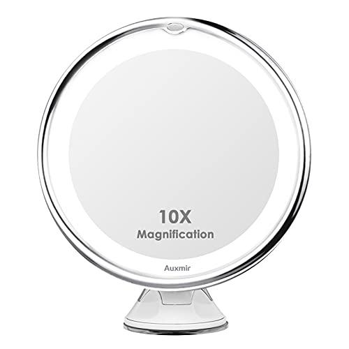 Auxmir LED Kosmetikspiegel 10-fach
