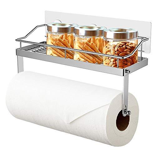 Oriware Küchenrollenhalter mit Regal