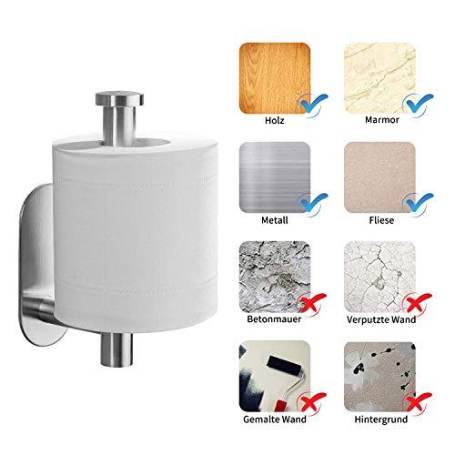 Omasi Toilettenpapierhalter selbstklebend - 2