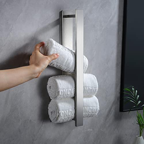 YIGII Bad Handtuchhalter selbstklebend - 3