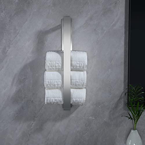 YIGII Bad Handtuchhalter selbstklebend - 4