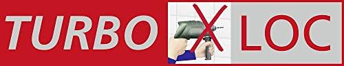 Wenko Turbo-Loc Adapter Premium/Classic/Style, Befestigen ohne bohren, Ø 6,1 x 1,4 cm, chrom - 2