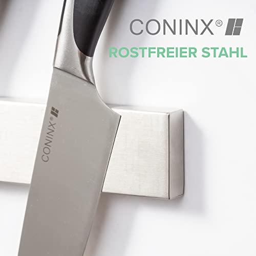 Coninx Edelstahl Messerhalter/Magnetleiste - 5