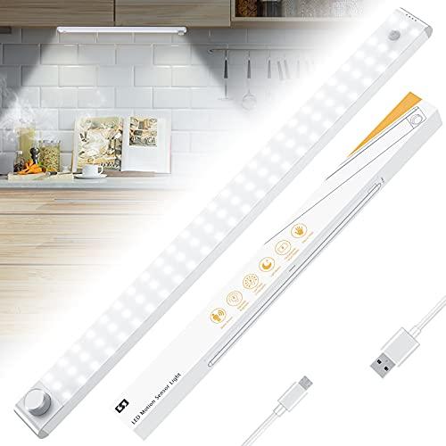 Acokki LED Sensor Licht mit Bewegungsmelder, dimmbar