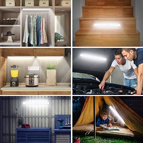 Moston LED-Unterbauleuchte mit Bewegungsmelder - 6