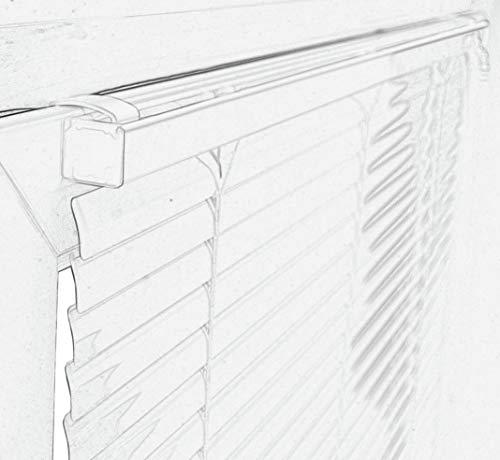 Deco Company Aluminium-Jalousie zum Klemmen - 12