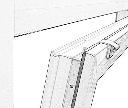 Deco Company Aluminium-Jalousie zum Klemmen - 8