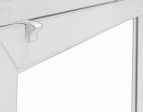 Deco Company Aluminium-Jalousie zum Klemmen - 9